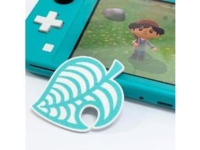 Animal Crossing - Leaf (Multi-colour charm)