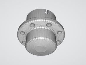 Cigarette Lighter Plug/Blank for Audi TT