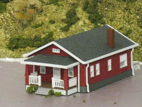 HO Scale The Crafton