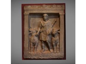 Funerary stele of Aphtonetos