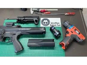 G&G ARP9 ARP556 BlackDecker PowerTool Battery Stock