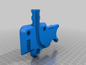 Hemera Mount and Cooling Duct for Ender 3