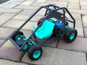 RC Car - RC Go Kart (chassis)