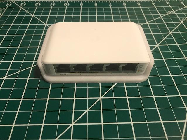 Ubiquiti Flex Mini Switch wall bracket