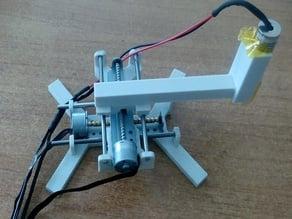 My mini Laser CNC