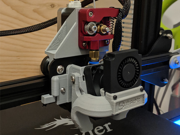 SpeedDrive v1 - Ender 3 direct drive mount
