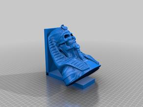 Undead Pharaoh Shelf Brackets (Nuclear Tape Mount)