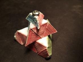 Pyraminx Twisty Puzzle (Rubik's Cube)