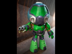 Doomguy Collectible Figure
