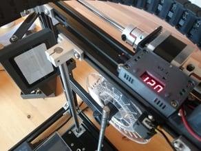 Silent 12V Fan on 24V 3D Printer