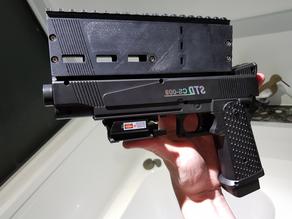 STD CS-009 / SKD CS-007 Gel Blaster Hopper