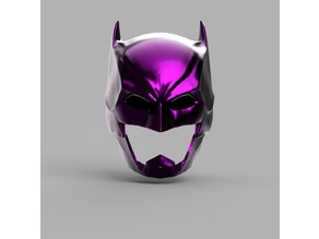 Batman Cowl for BatsuitX: Helmet 1