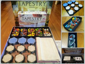 Tapestry Organizer (incl. Expansion)