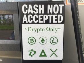 Crypto No Cash