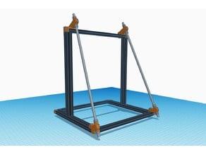 Anet A8 Plus - Bear X - Frame Brace