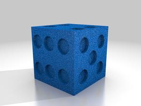 Miranda's Uneven Dice Cube Thing