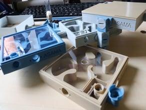 3d printed ant farm