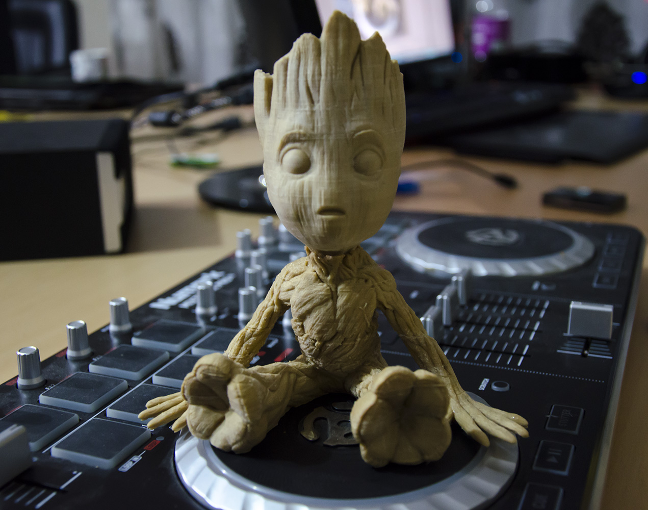 Thingiverse Baby Groot