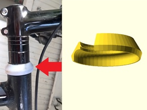 Bike Steering Head Bearing Rain Cover