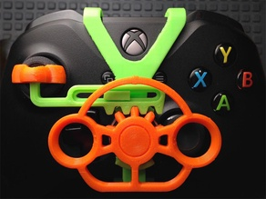 Xbox One controller mini wheel