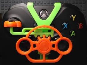 Xbox One controller mini wheel