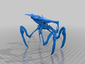 arachnid_bug - starship troopers - movie