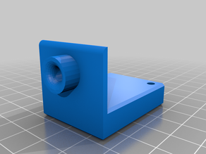 Creality CR-6 SE Filament Runout Sensor Riser for Dual Gear Extruder