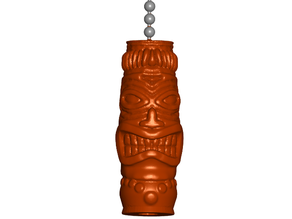 Tiki Pull Ball Chain, Keychain Knob | Handle | Fob | Finials