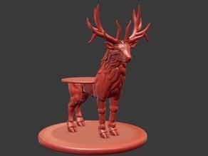 Elk Mount Miniature