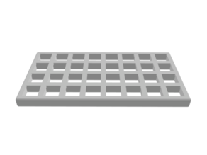 8x4 Keyboard Switch Tester