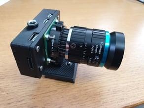 Raspberry Pi HQ camera case