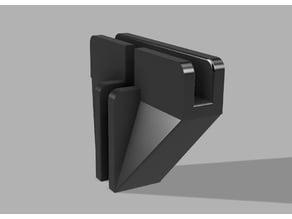 T Corner A8 Acrylic Frame