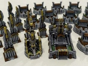 lords of hellas PnP terrain expansion