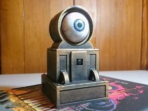 Steampunk Oculus Roboticus