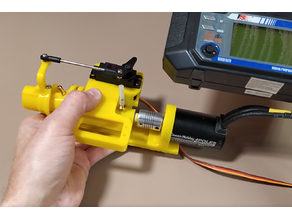 Water jet drive for the boat 28 mm