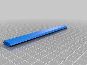 Master Sword FLSUN QQ Tall Printer - 4 Pieces with Inserts