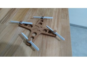 Toy Quadcopter / Drone - Dual Prop