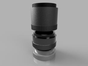 M42 Macro Extension Tube - 10mm/20mm/36mm