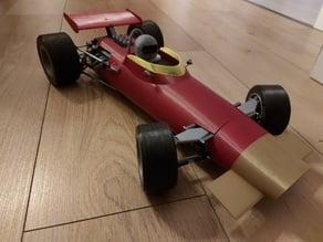 R/C F1 Lotus49B
