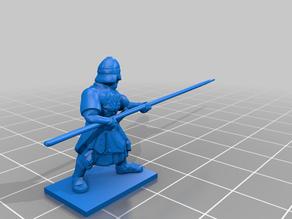 Middle Renaissance - Imperial Roman Heavy Pikemen