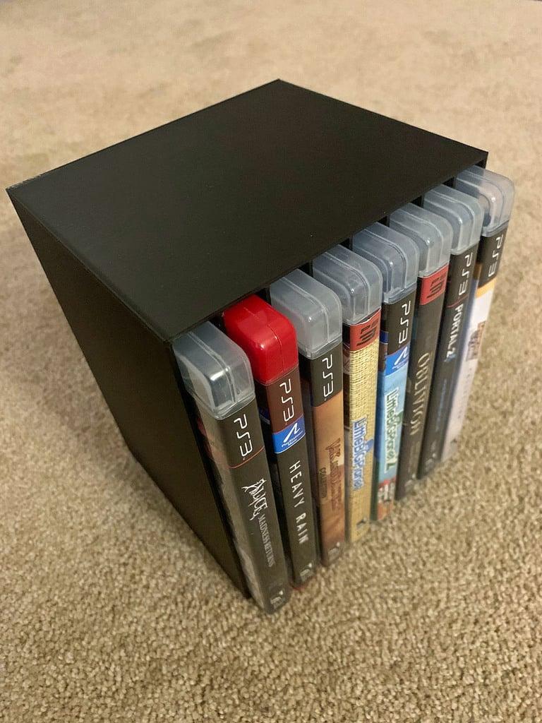 Blu-Ray / Video Game Storage Box