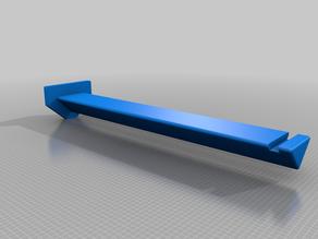 Locking system for modular drawer