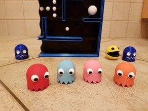 Pac-Man Ghost (multicolor)