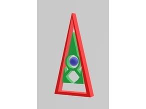 Multi-Material 3D Shape-1