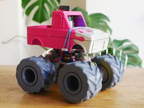 Easy RC Monster Truck