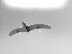 Old Version! - Fulmar P02 Updated wing with added details