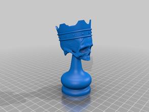 Skull Chess Set v1