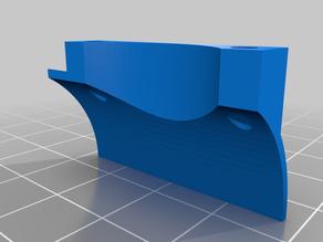 14xx castle creation motor fan shroud (1/10 540-550 can motor) 30x10 fan