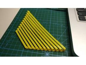 Customizable bridge test (50-150mm STL provided)