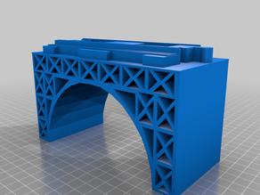 Duplo Train Truss/Trestle Bridge